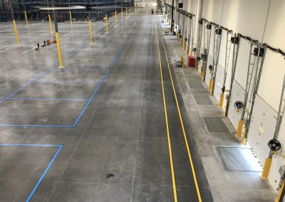 Warehouse Striping